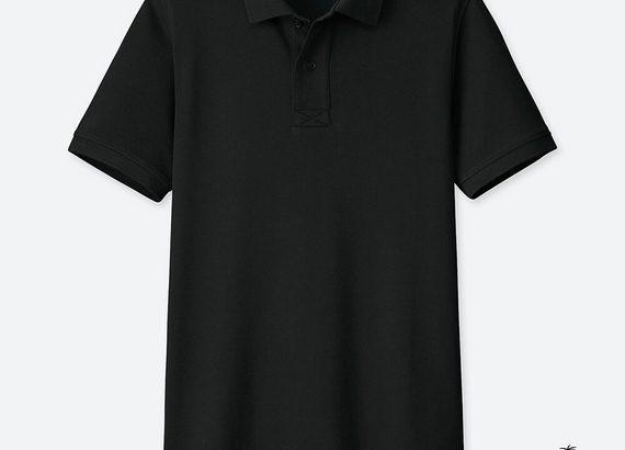 エアリズムポロシャツ(半袖)着用レポ クールビズにもオススメ 2018年夏新作 UNIQLOコラボ商品【サイズ感・着心地は⁈】ユニクロ×tomas maier