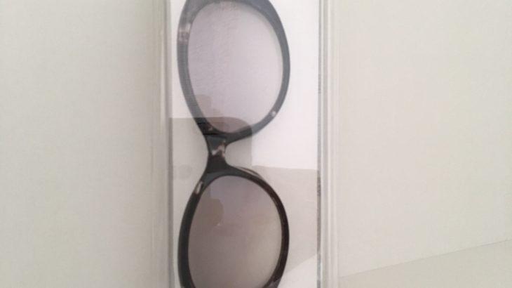 UNIQLOオーバルサングラス たった1500円!2018年版のユニクロサングラスを購入!【レビュー】着用感 サイズ感 着け心地は?